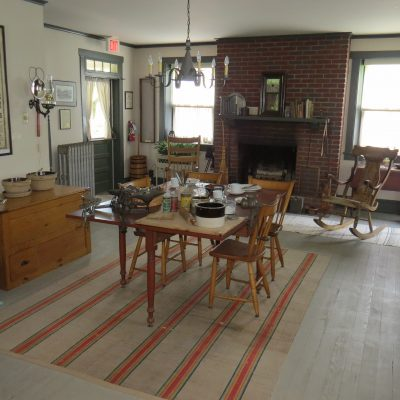 A traditional Lancaster County kitchen